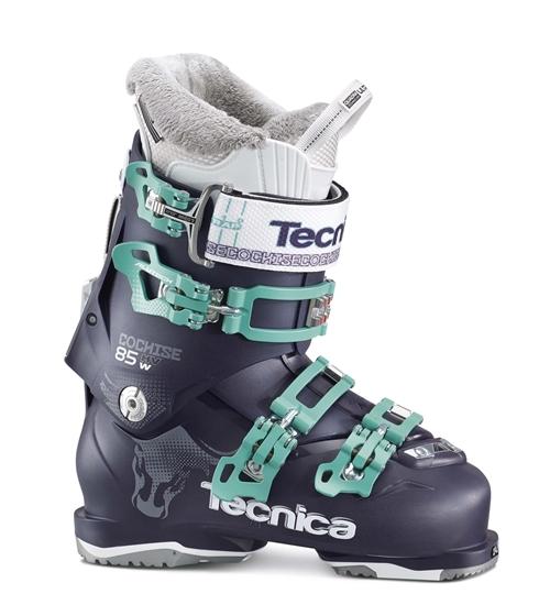Obrázek z lyžařské boty TECNICA Cochise 85 W HV, purpleblack