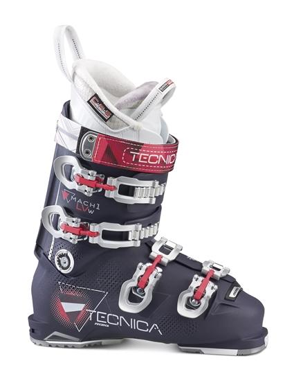Obrázek z lyžařské boty TECNICA Mach1 105 W LV, queenviolet