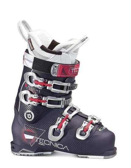 Obrázek z lyžařské boty TECNICA Mach1 105 W MV, queenviolet