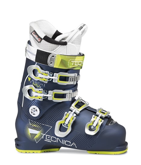 Obrázek z lyžařské boty TECNICA Mach1 95 W MV, night blue, 16/17