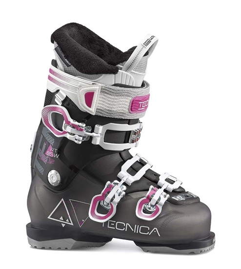 Obrázek z lyžařské boty TECNICA TEN.2 85 W C.A. RT, transp.black/black