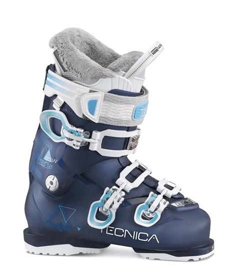 Obrázek z lyžařské boty TECNICA TECNICA TEN.2 85 W C.A., transp. blue/night blue, 16/17