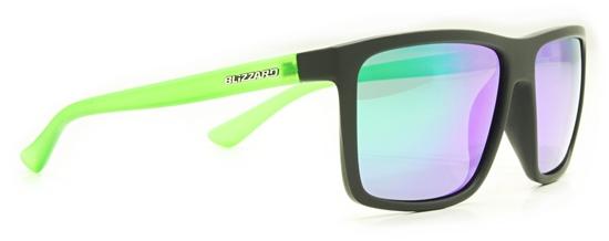 Obrázek z sluneční brýle BLIZZARD BLIZZARD sun glasses POL801-140 rubber black, 65-17-140