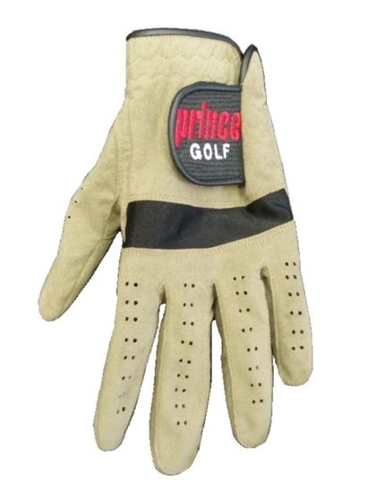 Obrázek z rukavice PRINCE PRINCE man glove, beige, AKCE