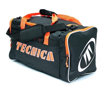 Obrázek sportovní taška TECNICA Sport bag, black/orange