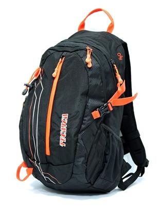 Obrázek batoh TECNICA Active backpack, black/orange, AKCE