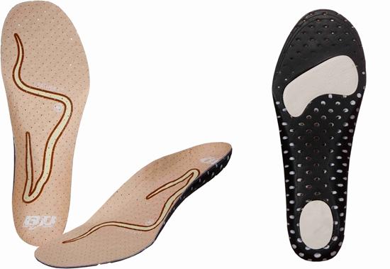 Obrázek z vložky BOOTDOC Leather T7 insoles, AKCE
