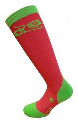 Obrázek ponožky BOOT DOC RASTA (WIDE)