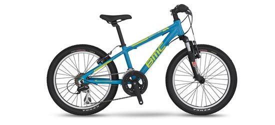 Obrázek z juniorské kolo BMC Sportelite SE20 Acera, Blue