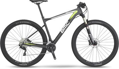 Obrázek horské kolo BMC Teamelite 02 SLX/XT