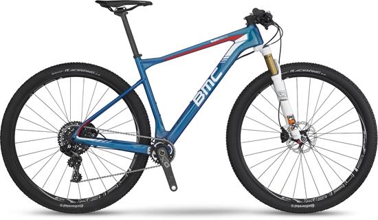 Obrázek z horské kolo BMC Teamelite 02 X01