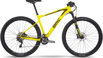 Obrázek horské kolo BMC BMC 224211 Teamelite 02 Deore/SLX, sulphur, 2017