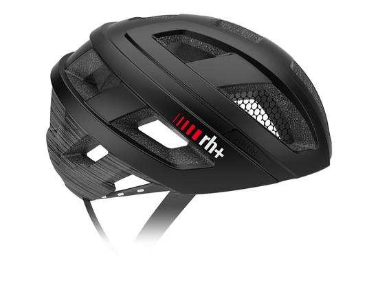 Obrázek z helma RH+ Caminho, matt black/matt anthracite melange, AKCE