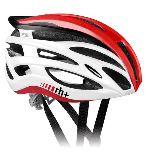 Obrázek z helma RH+ Z2in1, shiny white/shiny red