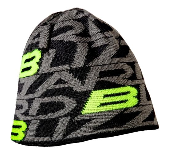 Obrázek z čepice BLIZZARD Dragon cap, black/green