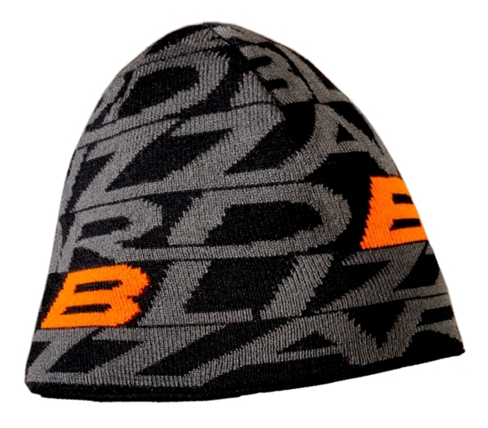 Obrázek z čepice BLIZZARD BLIZZARD Dragon cap, black/orange