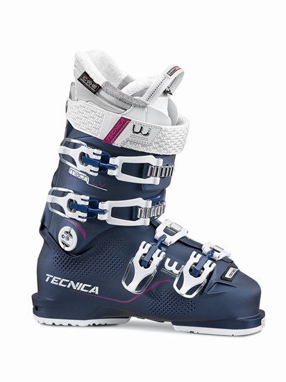Obrázek z lyžařské boty TECNICA TECNICA Mach1 95 W LV, night blue, 18/19