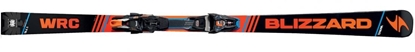 Obrázek set sjezdové lyže BLIZZARD II. WRC Racing Suspension XCELL 12 DEMO, blk./or./blue