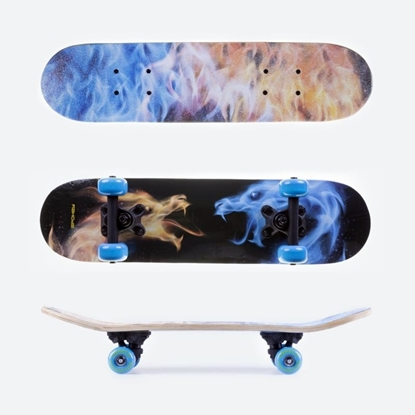 SPOKEY DRAKOS skateboard