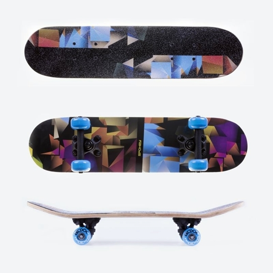 SPOKEY BOXX skateboard