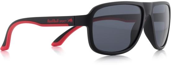Obrázek z sluneční brýle RED BULL SPECT RB SPECT Sun glasses, LOOP-001, matt black/smoke POL, 59-15-145, AKCE