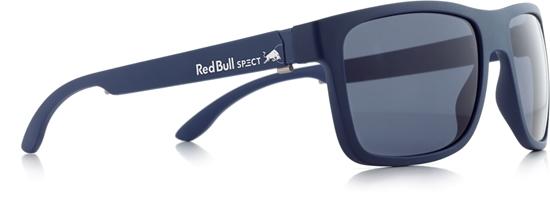 Obrázek z sluneční brýle RED BULL SPECT RB SPECT Sun glasses, WING1-005, matt dark blue/smoke, 56-17-145, AKCE