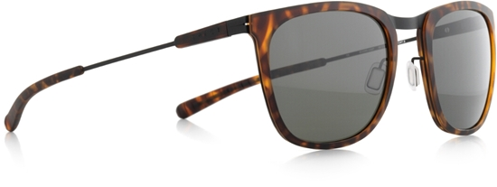 Obrázek z sluneční brýle SPECT SPECT Sun glasses, SCORE-002P, matt tortoise/green POL, 52-21-140
