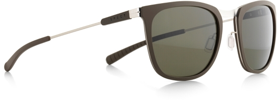 Obrázek z sluneční brýle SPECT SPECT Sun glasses, SCORE-004P, matt olive green/green POL, 52-21-140