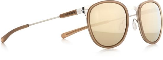 Obrázek z sluneční brýle SPECT SPECT Sun glasses, SKILL-004P, matt military green/smoke with silver flash POL, 50-21-140