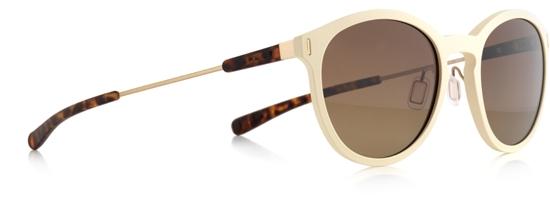 Obrázek z sluneční brýle SPECT SPECT Sun glasses, SOUND-004P, matt military green/smoke with silver flash POL, 54-16,6-140