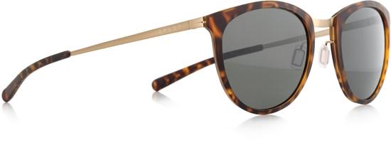 Obrázek z sluneční brýle SPECT SPECT Sun glasses, STANCE-002P, matt tortoise/green POL, 50-21-140