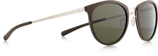 Obrázek z sluneční brýle SPECT SPECT Sun glasses, STANCE-004P, matt olive green/green POL, 50-21-140