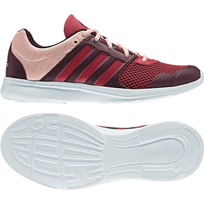 Obrázek ADIDAS BB1525 ESS FUN II dámská obuv na běh
