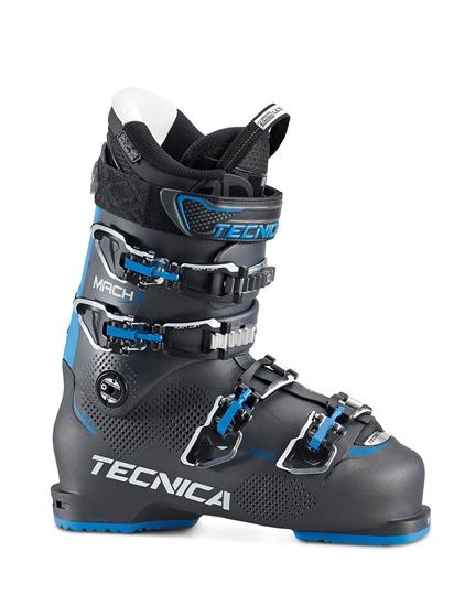 Obrázek z lyžařské boty TECNICA Mach1 100 MV, anthracite blue, 17/18