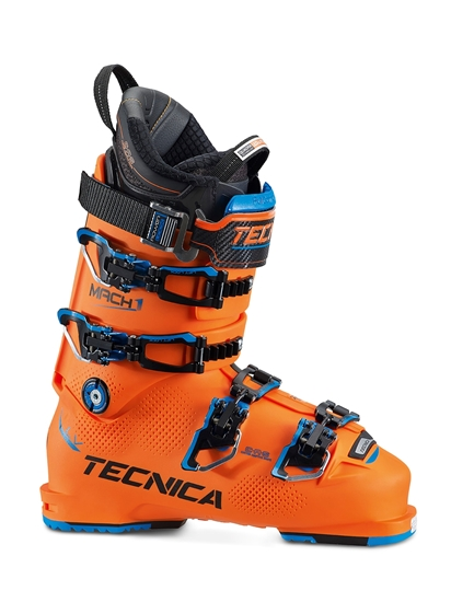 Obrázek z lyžařské boty TECNICA Mach1 130 LV, bright orange/black, 17/18