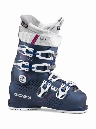 Obrázek z lyžařské boty TECNICA Mach1 95 W MV, night blue, 18/19