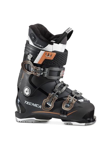 Obrázek z lyžařské boty TECNICA TEN.2 85 W C.A. HEAT, black, 17/18