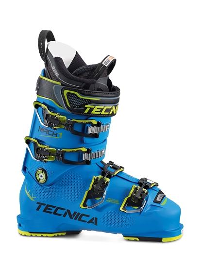 Obrázek z lyžařské boty TECNICA Mach1 120 LV, process blue, 17/18
