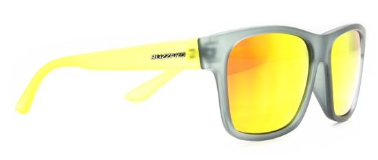 Obrázek z sluneční brýle BLIZZARD BLIZZARD sun glasses PC802-452 rubber black transparent, 64-17-143, AKCE