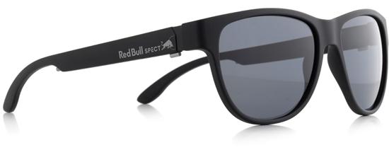 Obrázek z sluneční brýle RED BULL SPECT RB SPECT Sun glasses, WING3-001P, matt black/smoke POL, 53-16-140