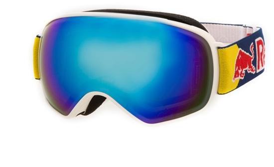 Obrázek z lyžařské brýle RED BULL SPECT ALLEY OOP-004,matt white/blue snow