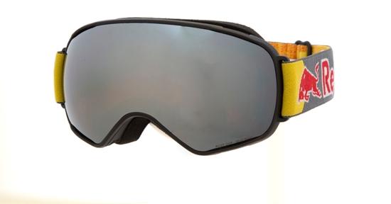 Obrázek z lyžařské brýle RED BULL SPECT ALLEY OOP-008, matt black/silver snow
