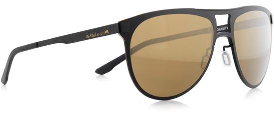 Obrázek z sluneční brýle RED BULL SPECT GRAVITY2-006, matt black/gradient brown