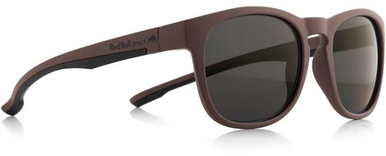 Obrázek z sluneční brýle RED BULL SPECT RB SPECT Sun glasses, OLLIE-004, matt brown/smoke, 53-20-140, AKCE