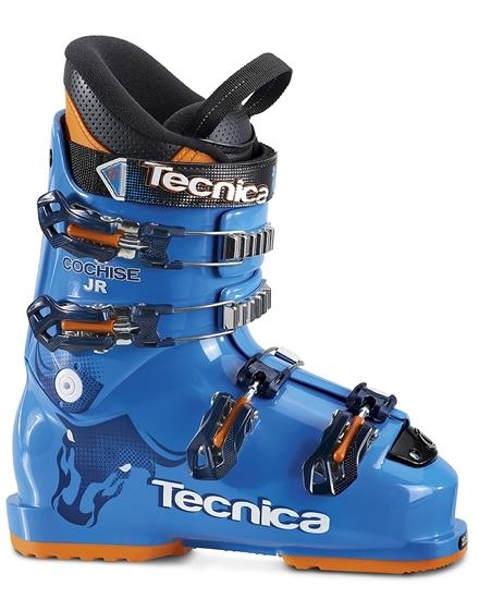 Obrázek z lyžařské boty TECNICA Cochise JR, process blue, 17/18
