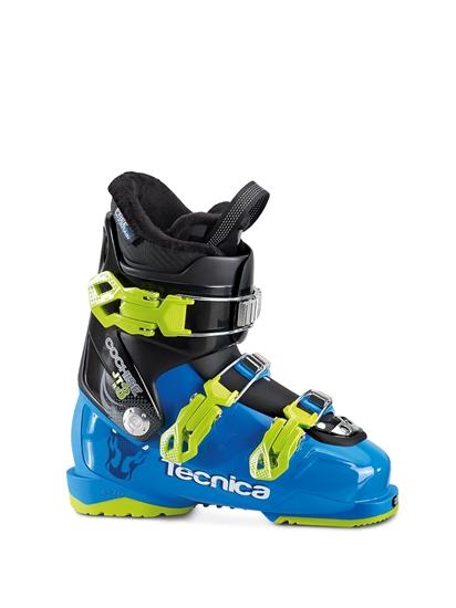 Obrázek z lyžařské boty TECNICA JTR 3 Cochise, blue/black, rental