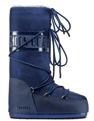 Obrázek boty MOON BOOT CLASSIC PLUS, 003 blue navy