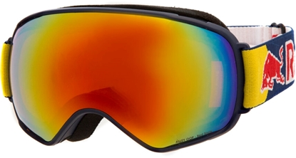Obrázek lyžařské brýle RED BULL SPECT ALLEY OOP-007, matt dark blue/red snow