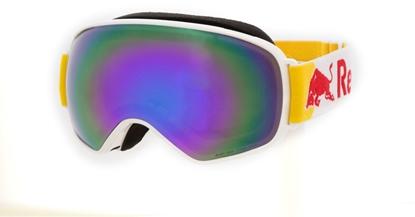 Obrázek lyžařské brýle RED BULL SPECT ALLEY OOP-010, shiny white/purple snow