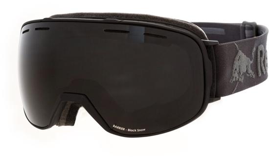 Obrázek z lyžařské brýle RED BULL SPECT BARRIER-002, matt black/black snow